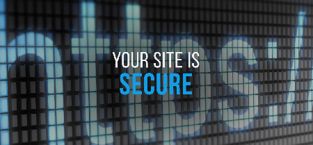 Your Site is Secure